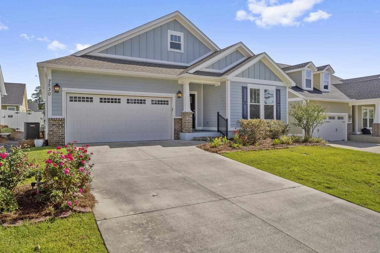 Photo of 2530 Capstone Drive, TALLAHASSEE, FL 32312 (MLS # 333278)