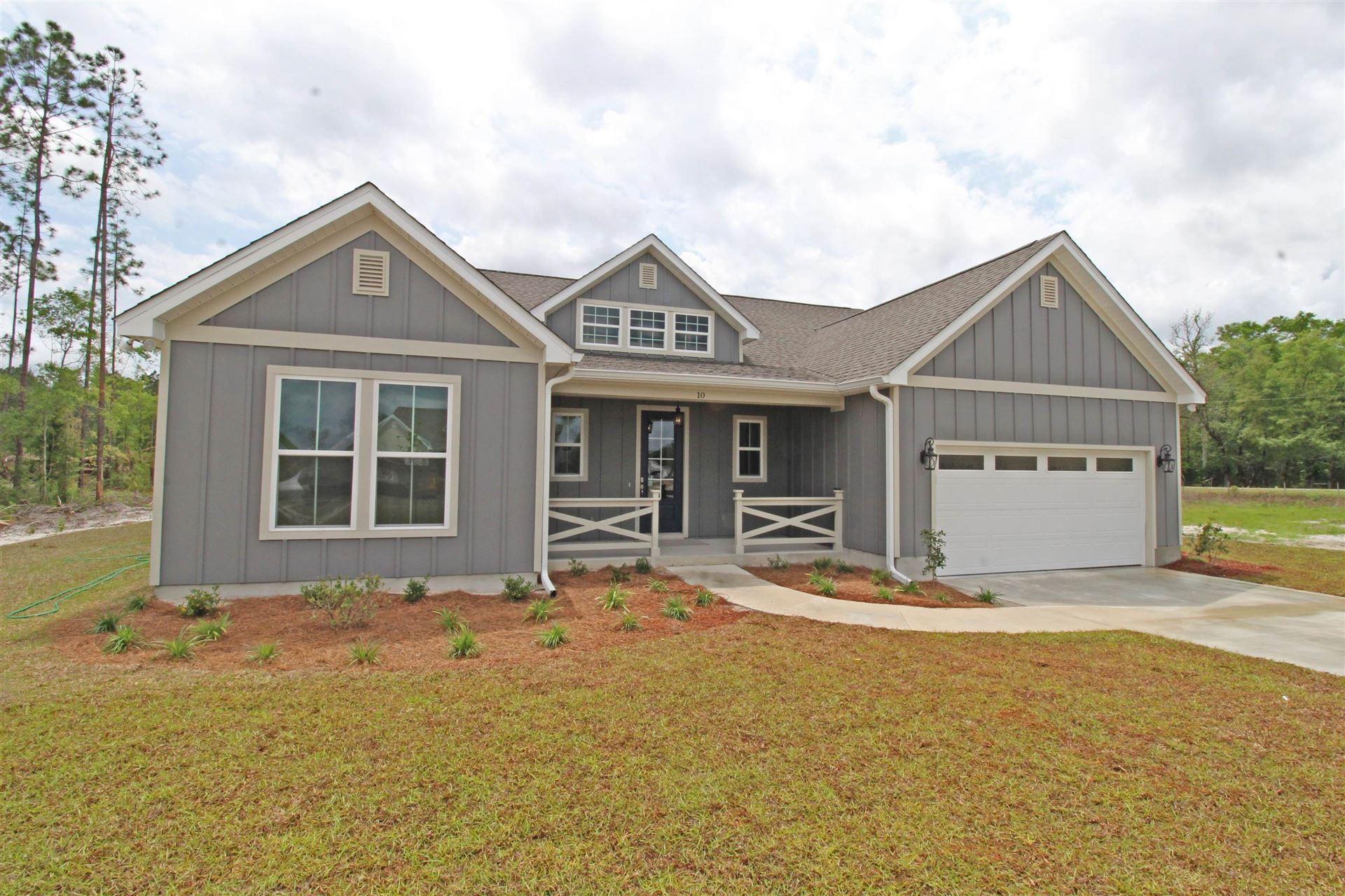 10 Kensington Court, Crawfordville, FL 32327 - MLS#: 336286