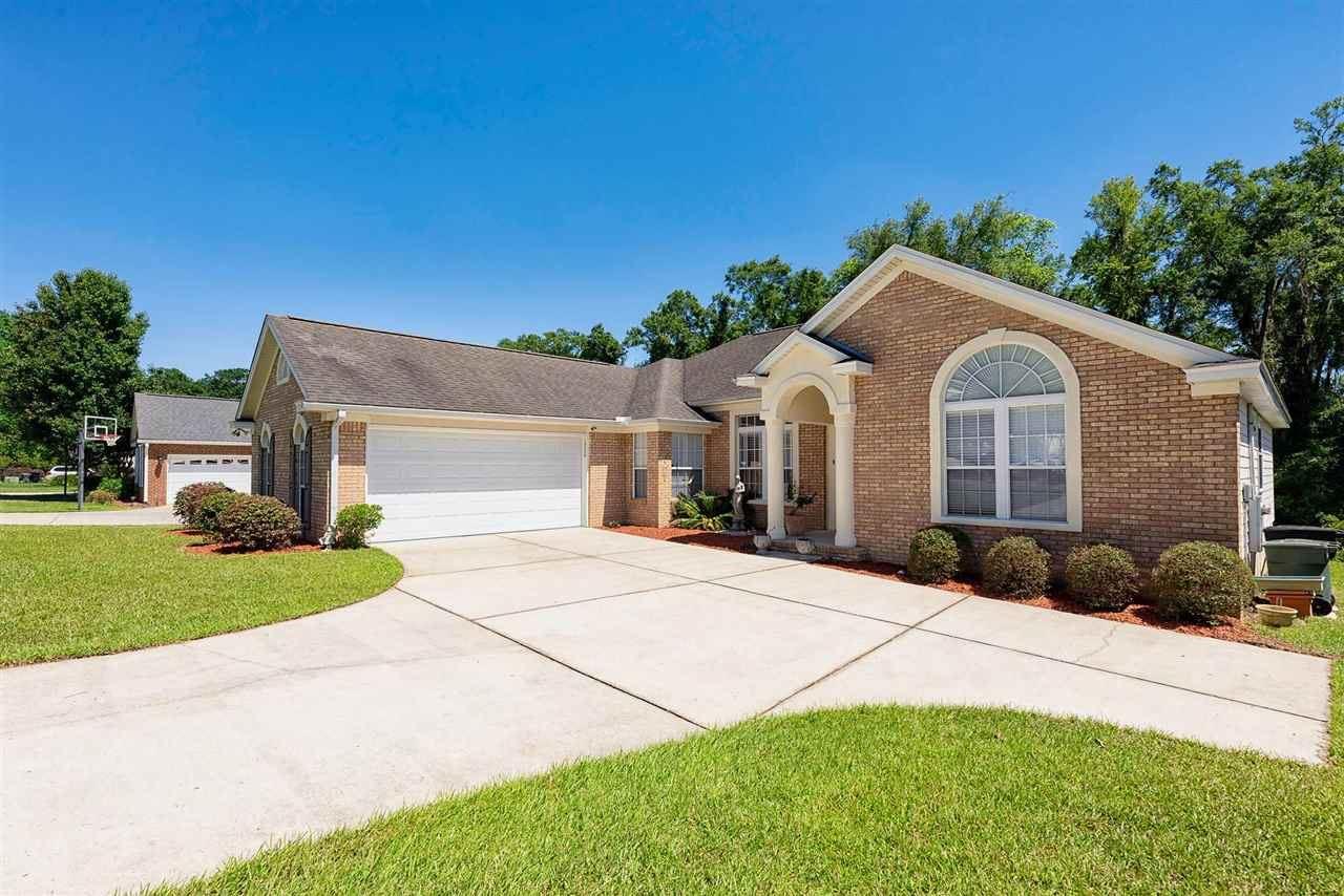 Photo of 1220 Sandler Ridge Drive, TALLAHASSEE, FL 32317 (MLS # 332292)