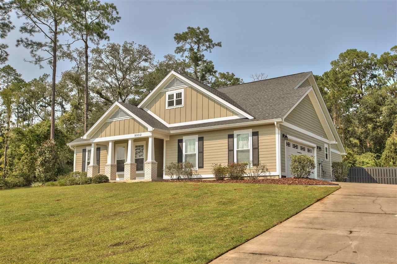 Photo of 9952 Guadalupana Court, TALLAHASSEE, FL 32317 (MLS # 324294)