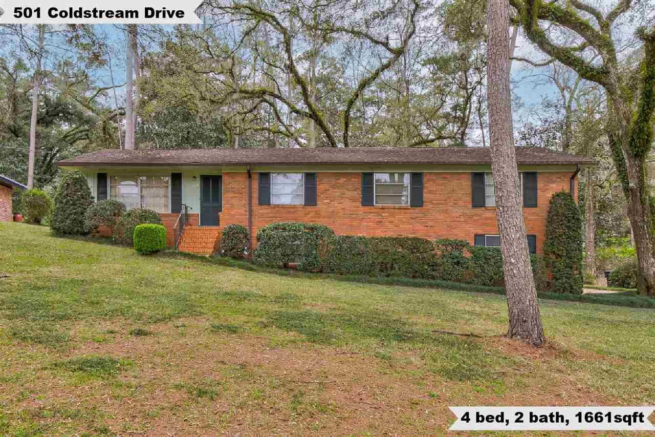 501 Coldstream Drive, Tallahassee, FL 32312 - MLS#: 329295