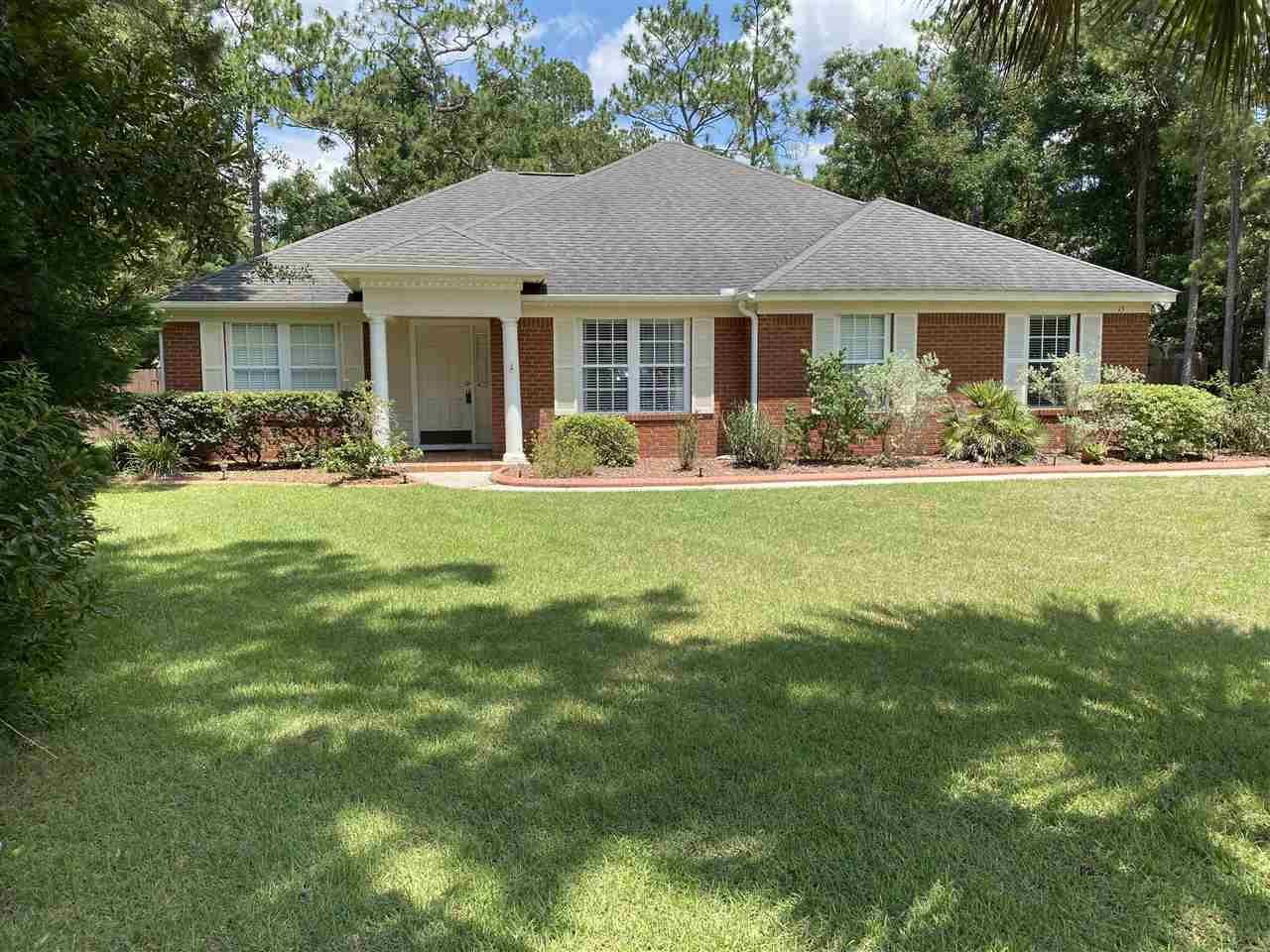 15 BELMONT Court, Crawfordville, FL 32327 - MLS#: 335297