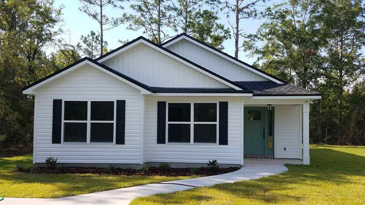 Lot 6 Apachee Road, Crawfordville, FL 32327 - MLS#: 328298