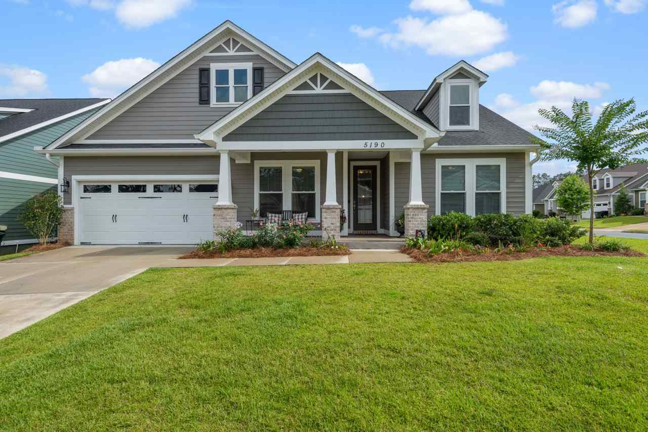 5190 Holly Fern Trace, Tallahassee, FL 32312 - MLS#: 322304