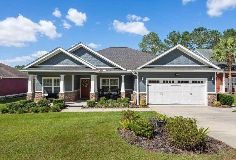 Photo of 3040 Bidhurst Court, TALLAHASSEE, FL 32317 (MLS # 327318)