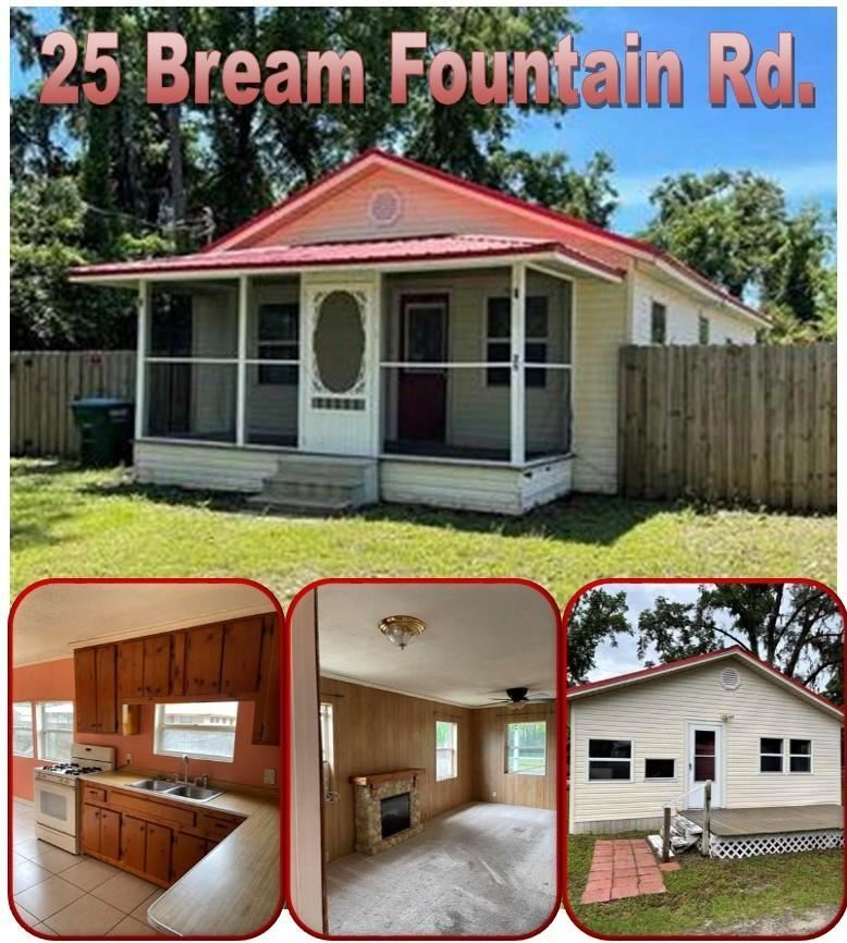 25 Bream Fountain Road, Crawfordville, FL 32327 - MLS#: 332324