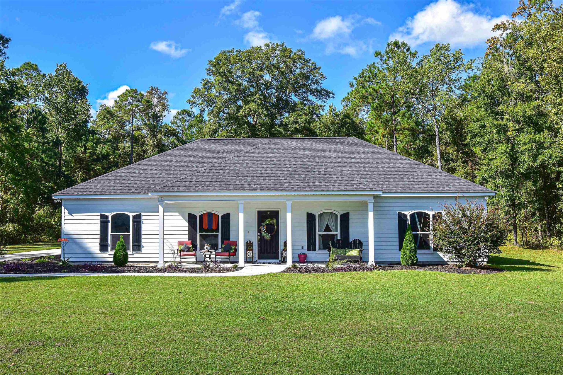 72 Sawmill Court, Crawfordville, FL 32327 - MLS#: 338324