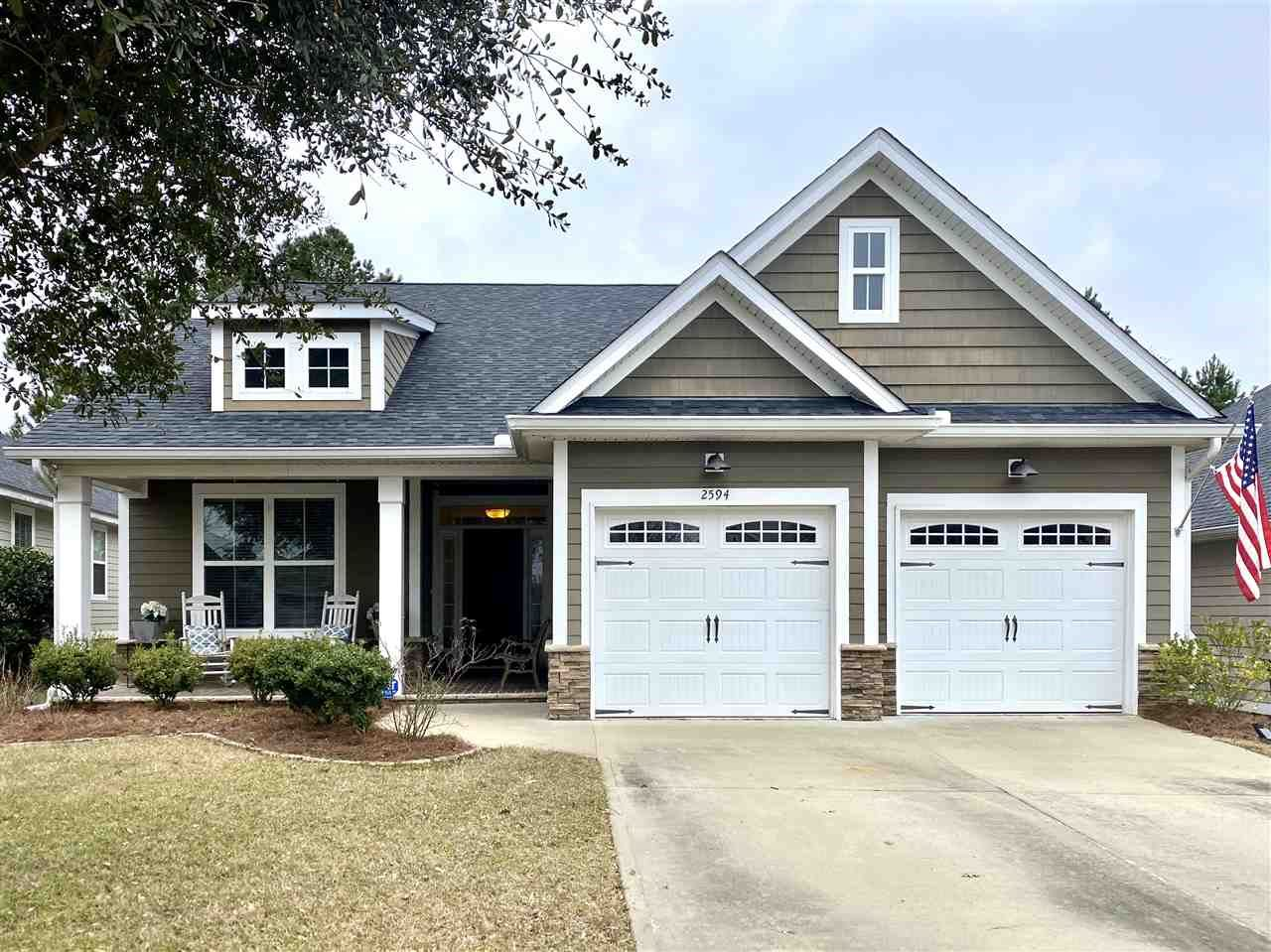 Photo of 2594 Manassas Way, TALLAHASSEE, FL 32312 (MLS # 327332)