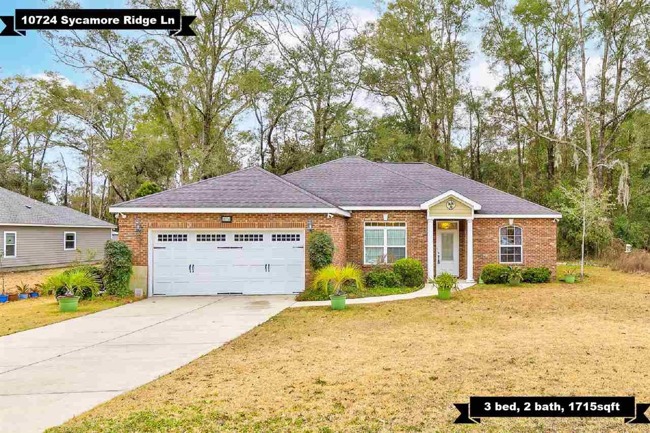 Photo of 10724 Sycamore Ridge Lane, TALLAHASSEE, FL 32305 (MLS # 327341)