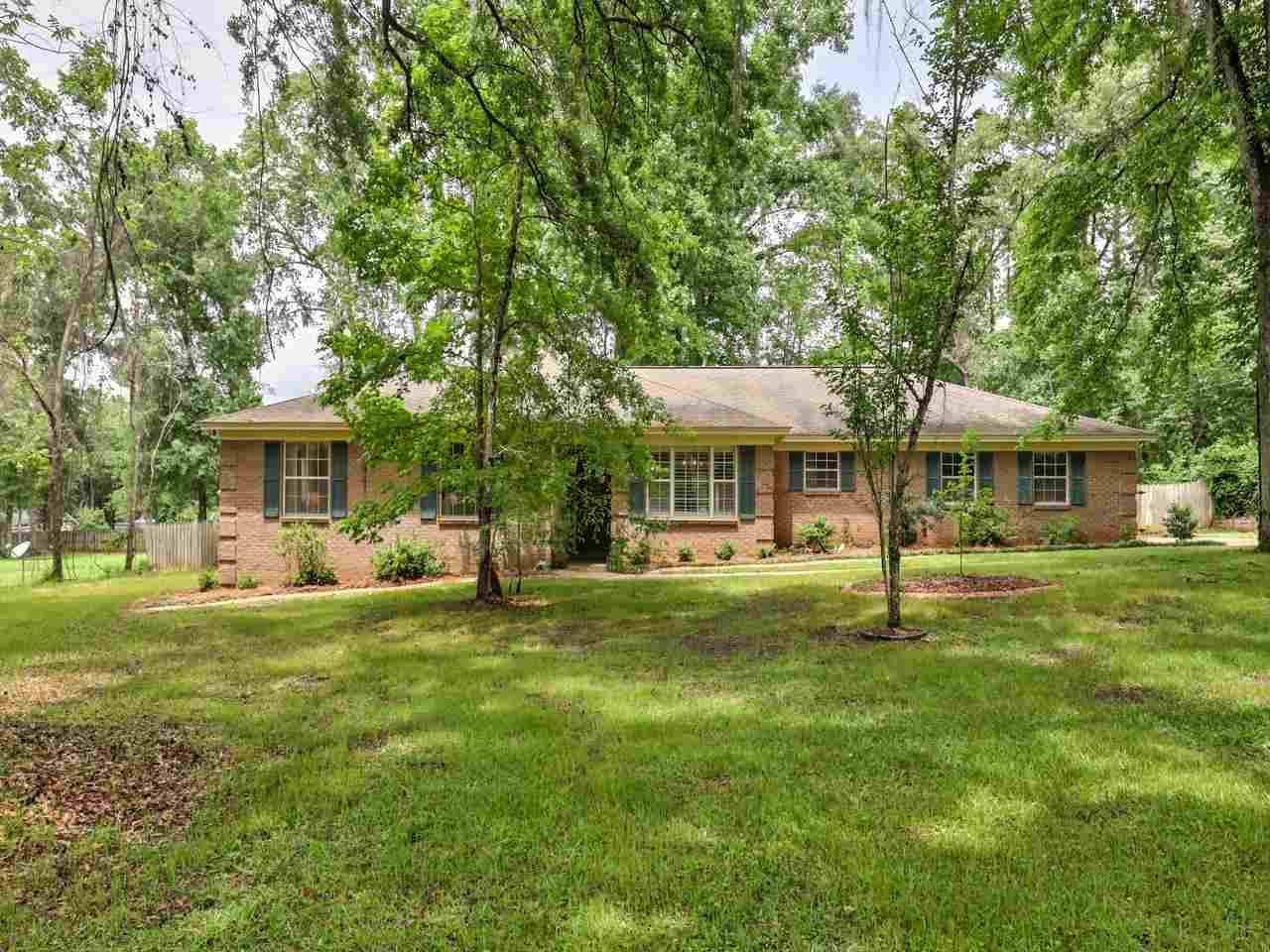 6712 Buck Lake Road, Tallahassee, FL 32317 - MLS#: 332342