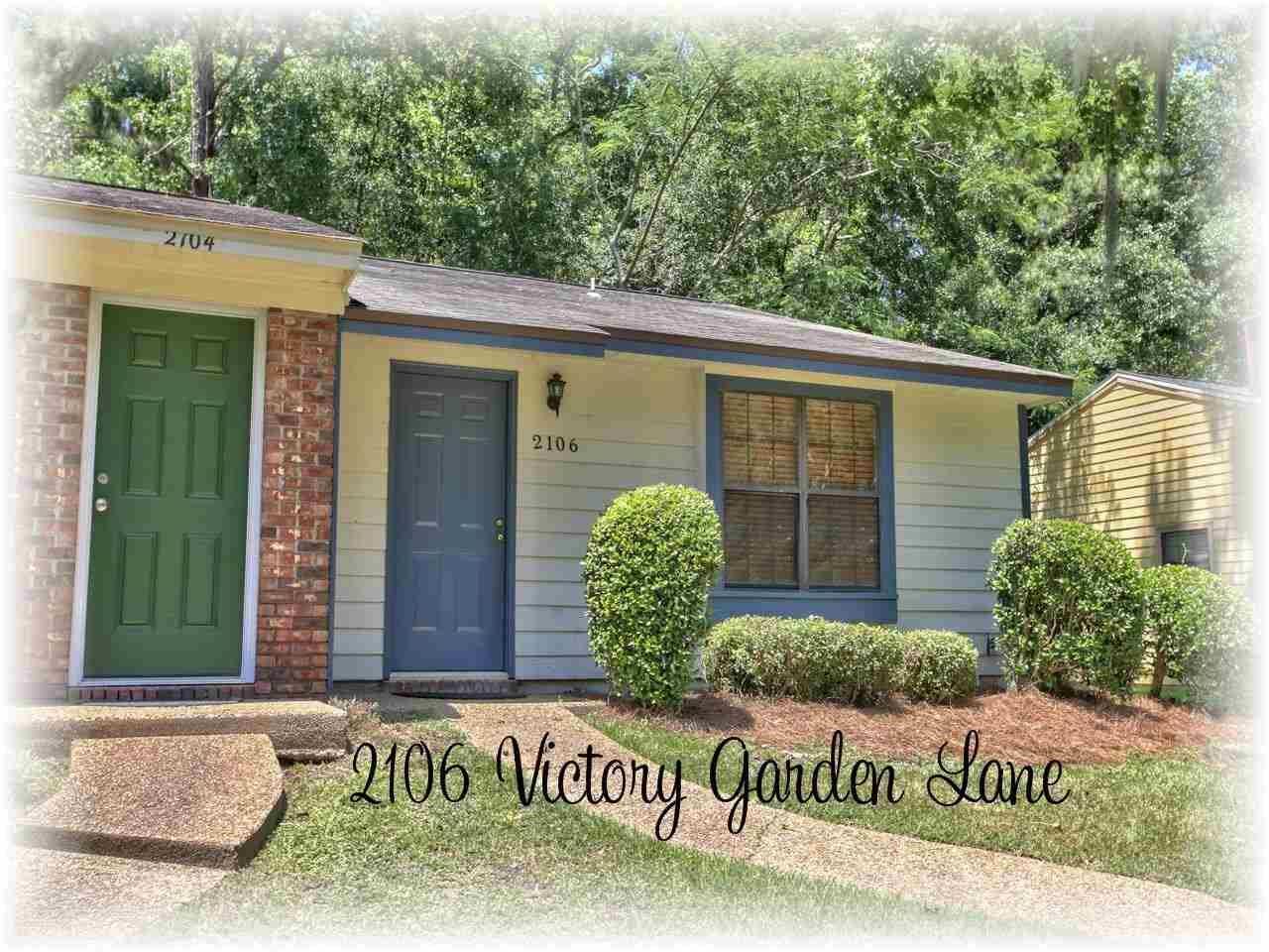 2106 VICTORY GARDEN Lane #-, Tallahassee, FL 32301 - MLS#: 332347