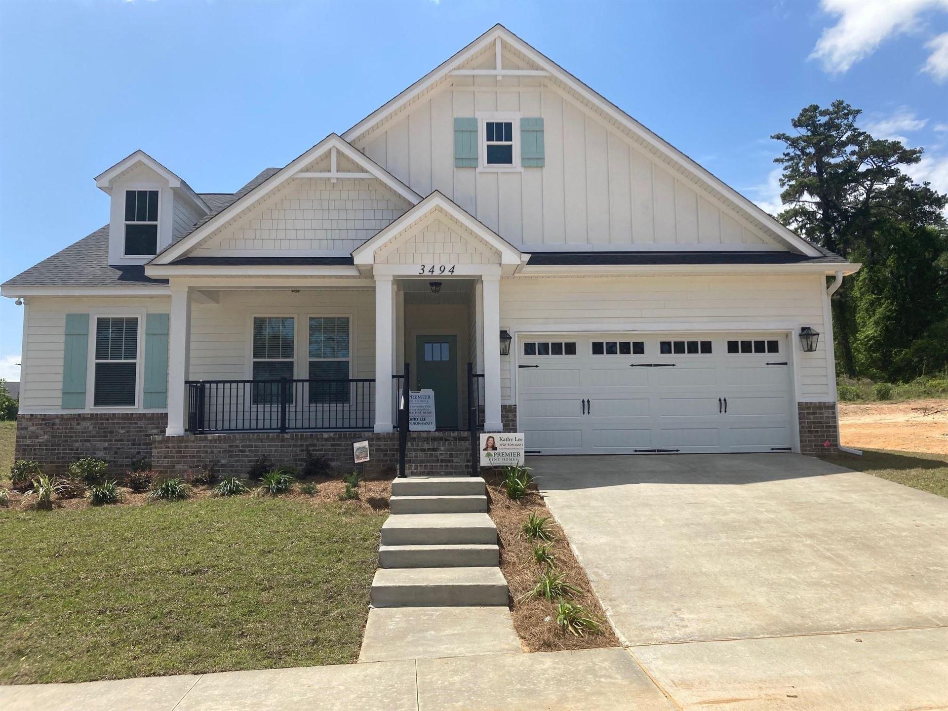 3494 Coneflower Drive, Tallahassee, FL 32311 - MLS#: 336356