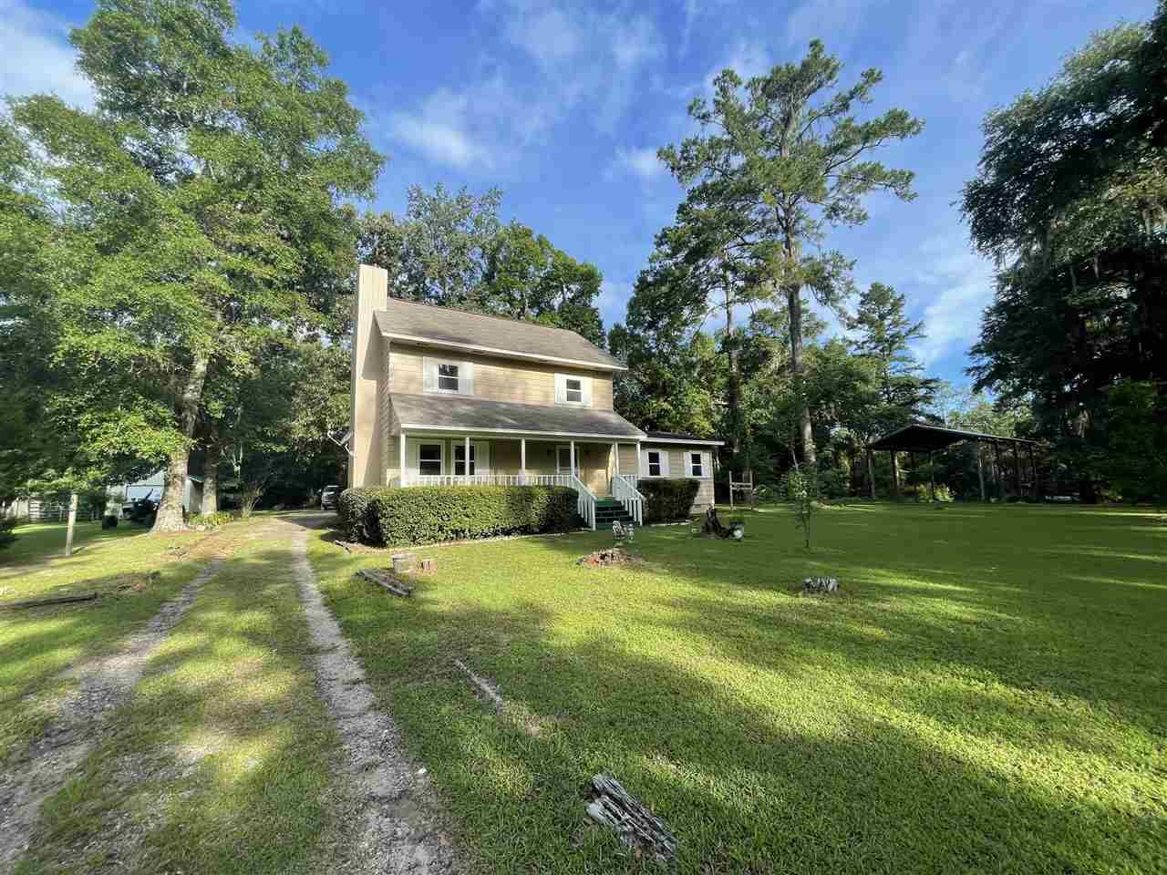 Photo of 12124 Whitehouse Road, TALLAHASSEE, FL 32317 (MLS # 334367)