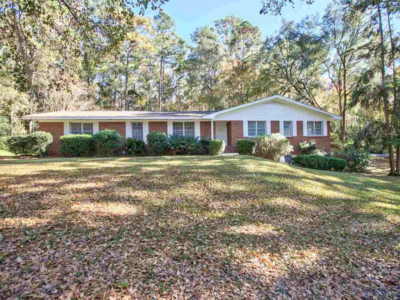 Photo for 3105 LAKESHORE Drive, TALLAHASSEE, FL 32312 (MLS # 313372)