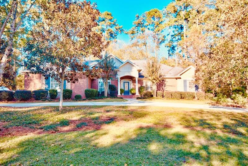 Photo for 8707 Spring Shore Trail, TALLAHASSEE, FL 32312 (MLS # 313377)