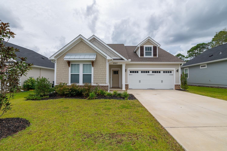 5563 Leaning Oak Trail, Tallahassee, FL 32311 - MLS#: 337380