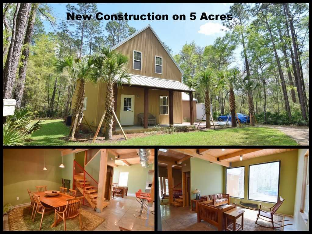 Photo of 10681 Old Plank Road, TALLAHASSEE, FL 32305-2503 (MLS # 317385)