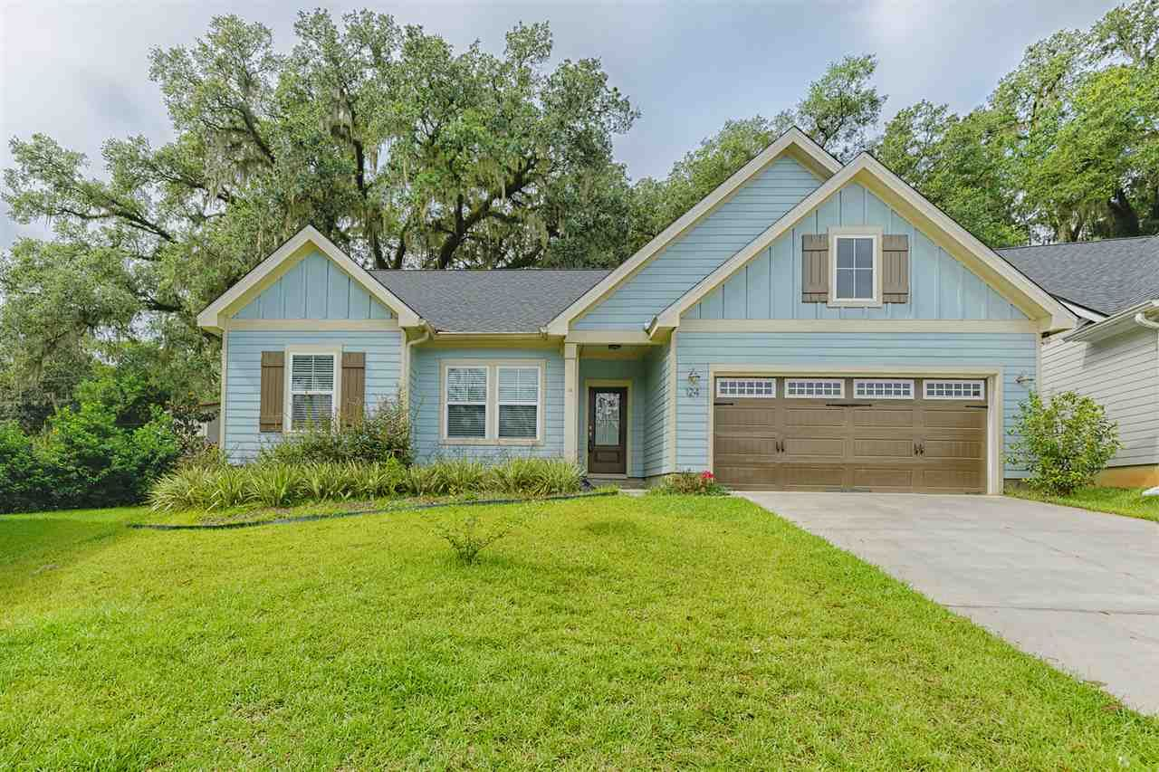 124 Tumbling Oak Way, Tallahassee, FL 32308 - MLS#: 322387