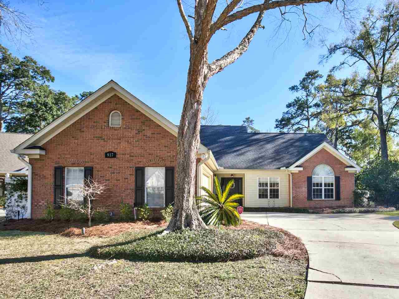 Photo of 917 Hillcrest Court, TALLAHASSEE, FL 32308 (MLS # 315388)