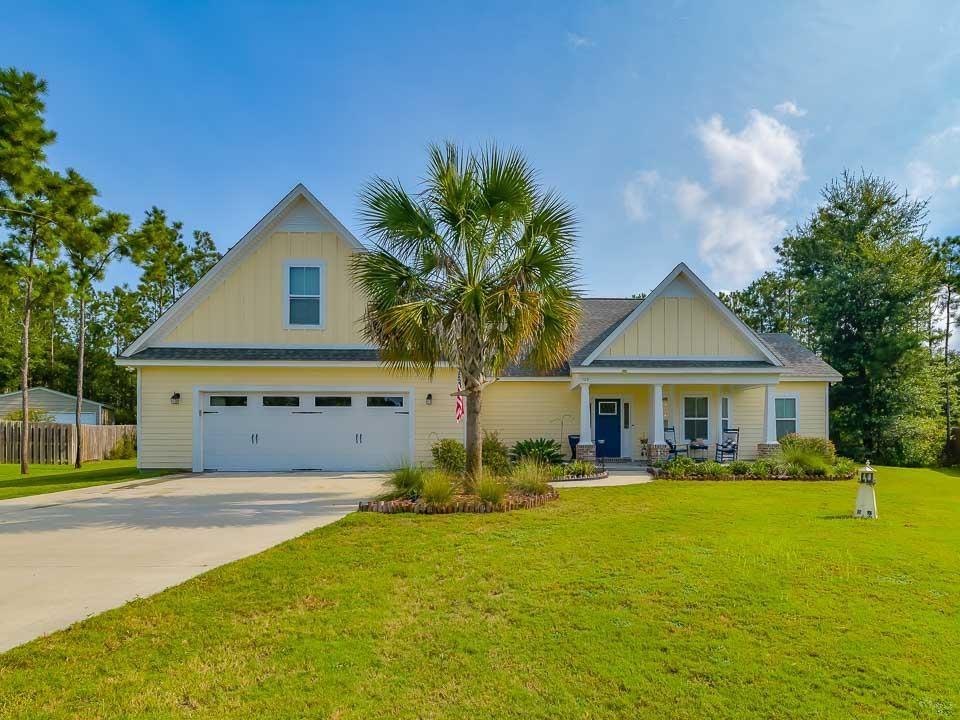 123 Churchill Drive, Crawfordville, FL 32327 - MLS#: 323388