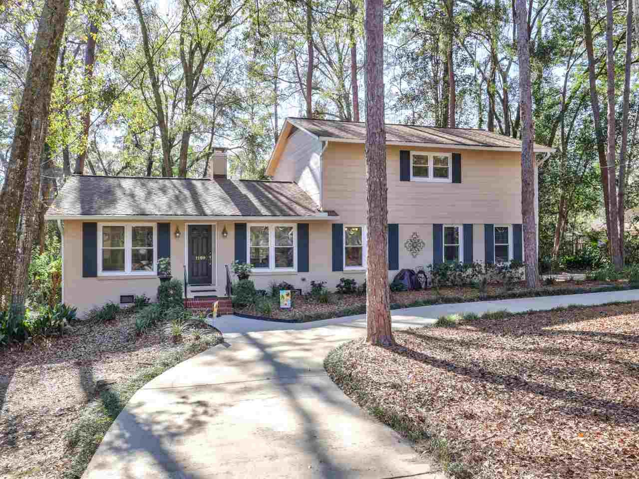 Photo of 1109 Lothian Drive, TALLAHASSEE, FL 32312 (MLS # 327393)