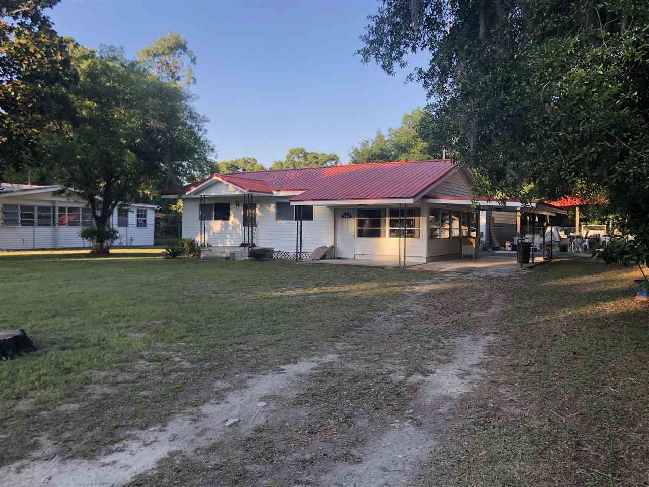 216 SE 12th Street, Steinhatchee, FL 32359 - MLS#: 306398