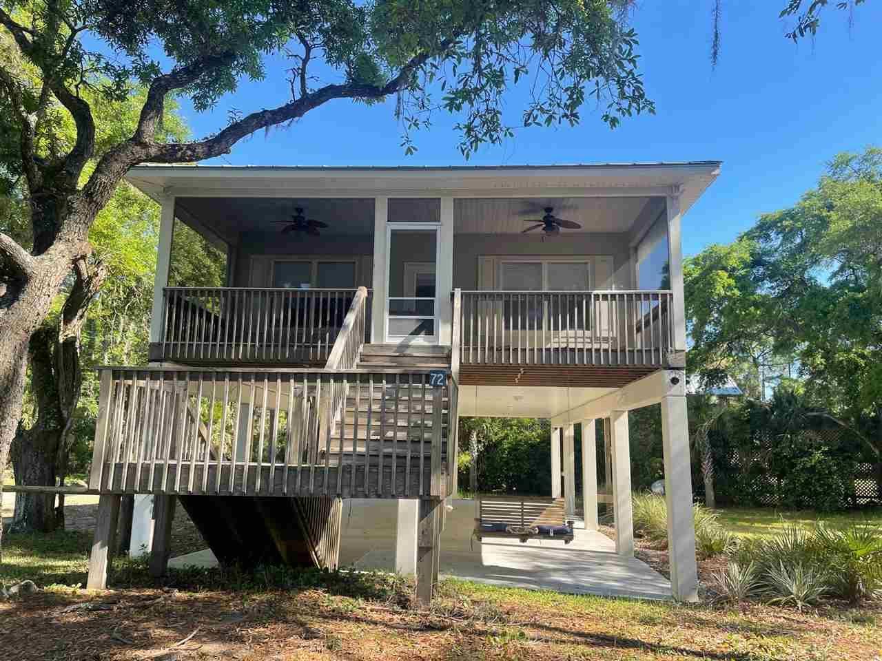 70 Driftwood Drive, Panacea, FL 32346 - MLS#: 335402