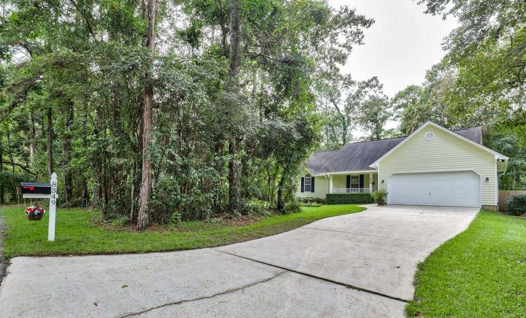 Photo of 8349 Hunters Ridge Trail, TALLAHASSEE, FL 32312 (MLS # 323405)
