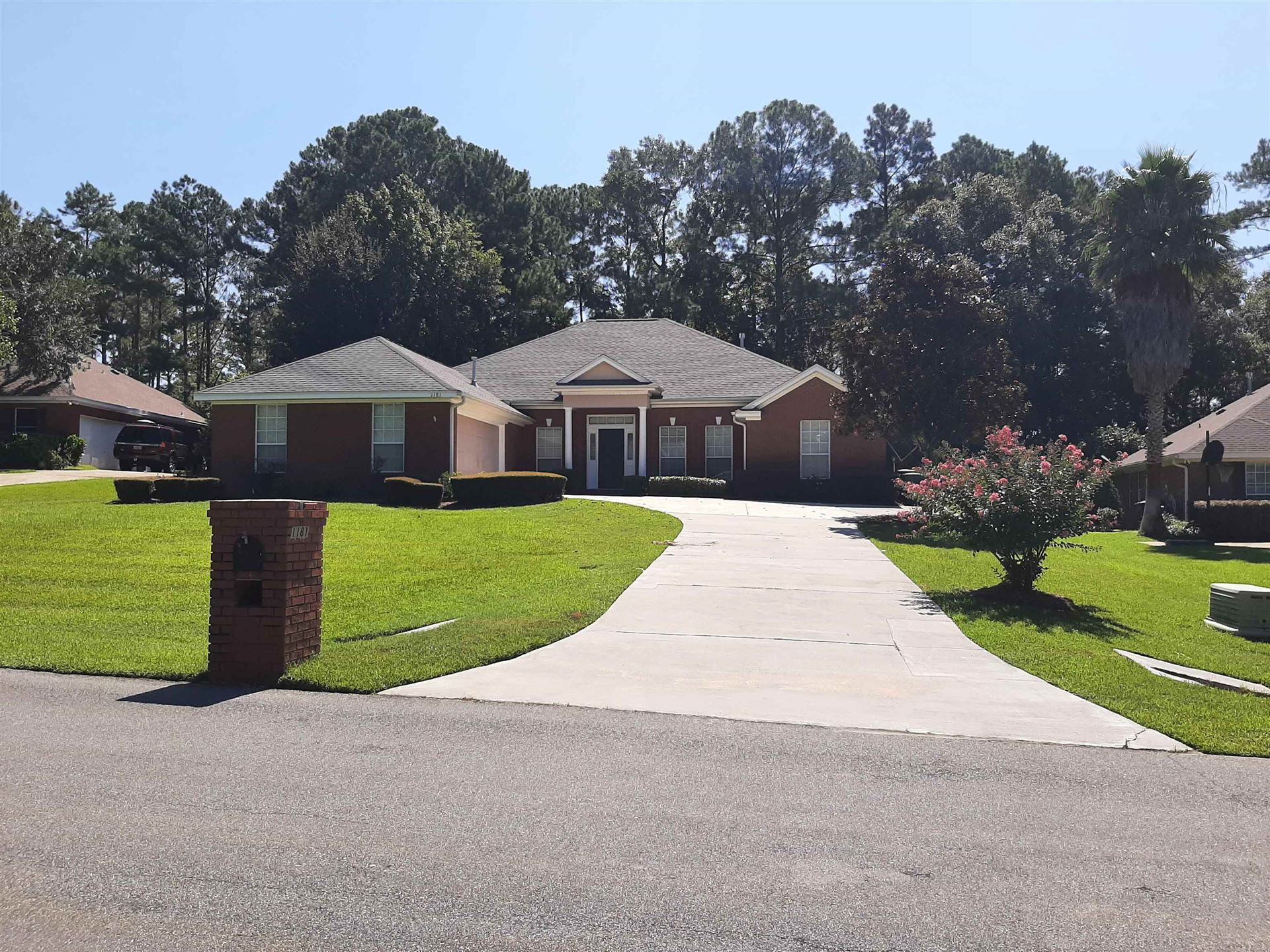 1181 Ronds Pointe E Drive, Tallahassee, FL 32312 - MLS#: 336415