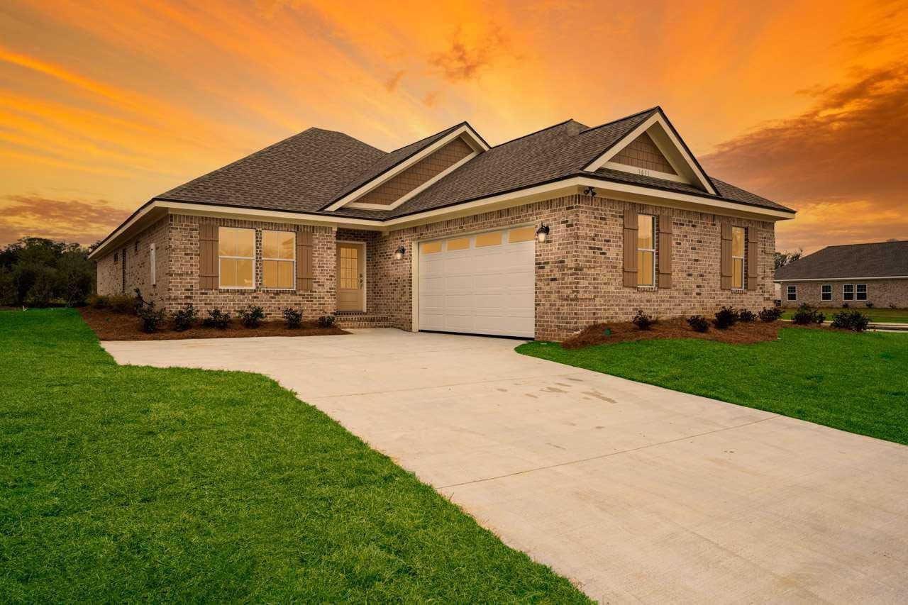 3831 Arbor Drive, Tallahassee, FL 32303 - MLS#: 327426