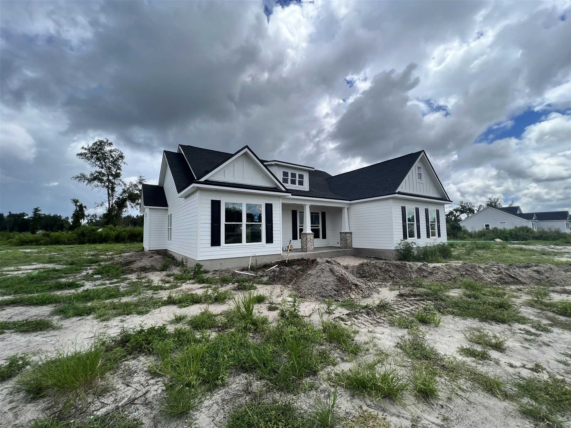 Lot 4 Brooks Drive, Crawfordville, FL 32327 - MLS#: 336426
