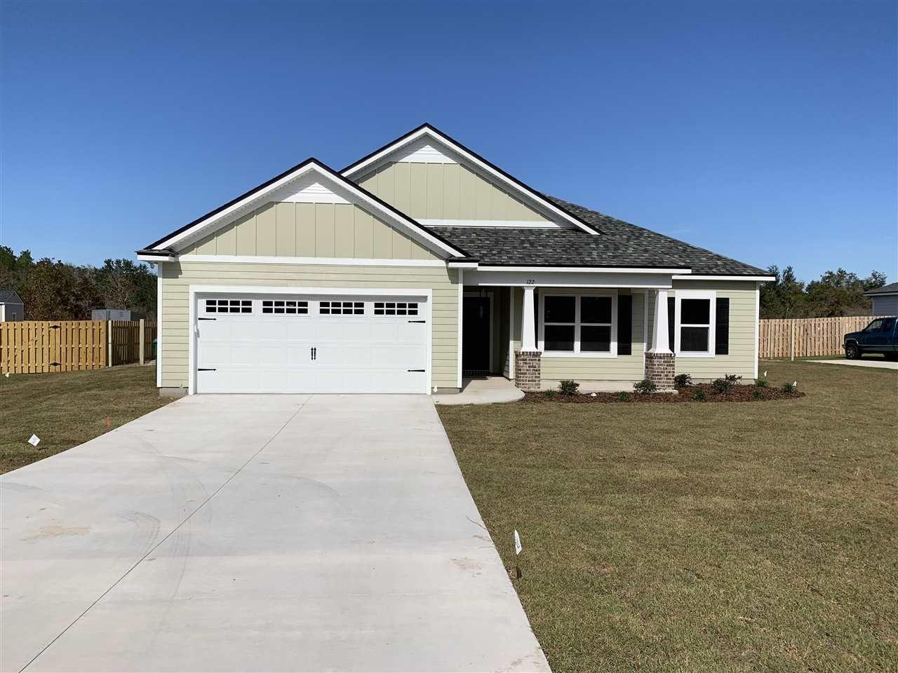 Lot 23 Brooks Drive, Crawfordville, FL 32327 - MLS#: 336428
