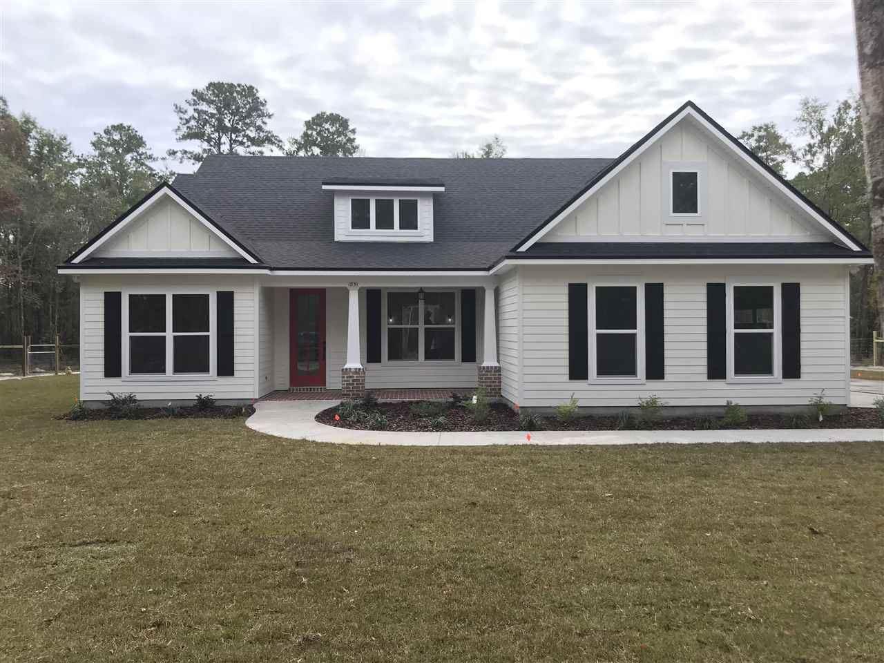 Lot 1 Brooks Way, Crawfordville, FL 32327 - MLS#: 336434
