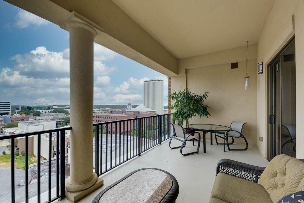 215 W College Penthouse Apt 1104, Tallahassee, FL 32301 - MLS#: 337434