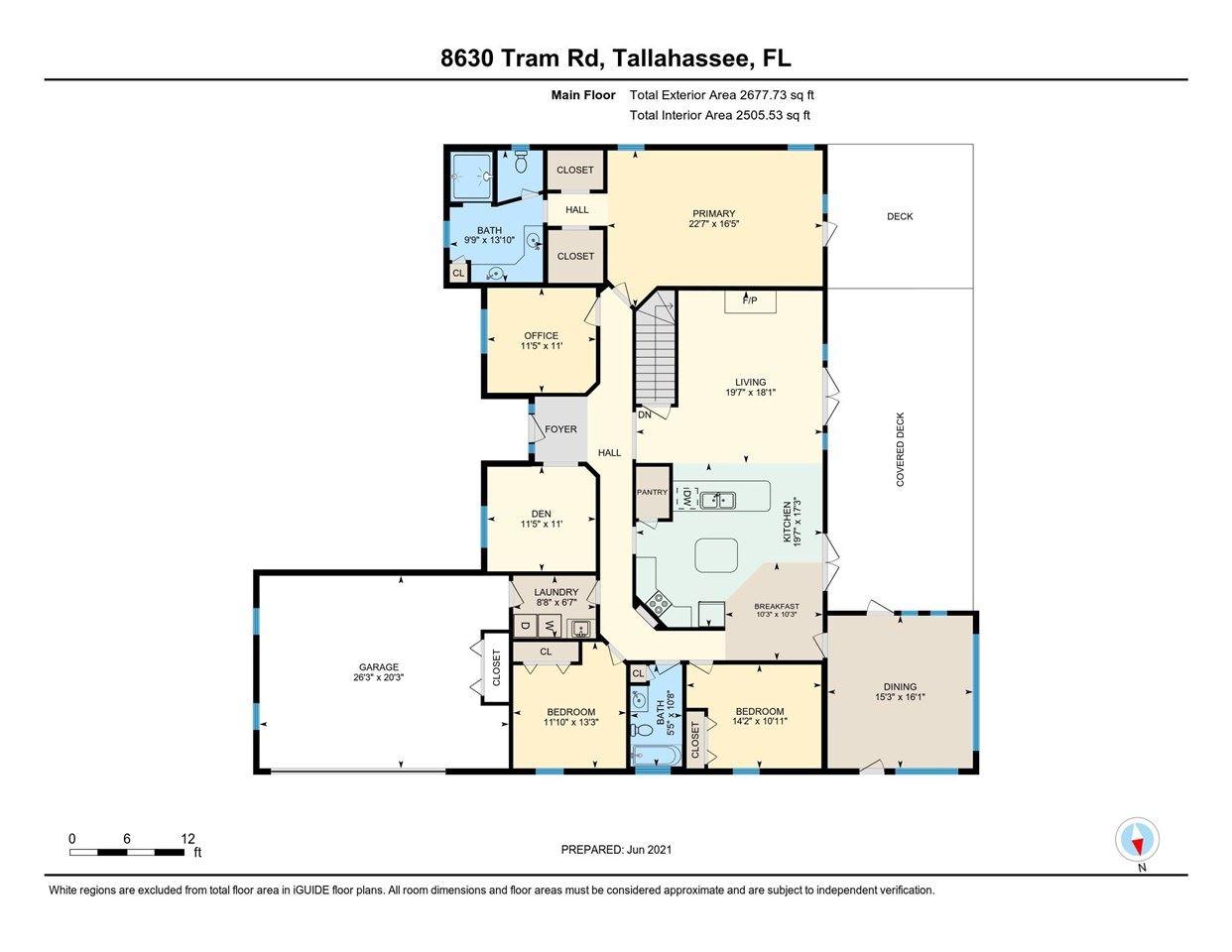 Photo of 8630 Tram Road, TALLAHASSEE, FL 32311 (MLS # 333435)