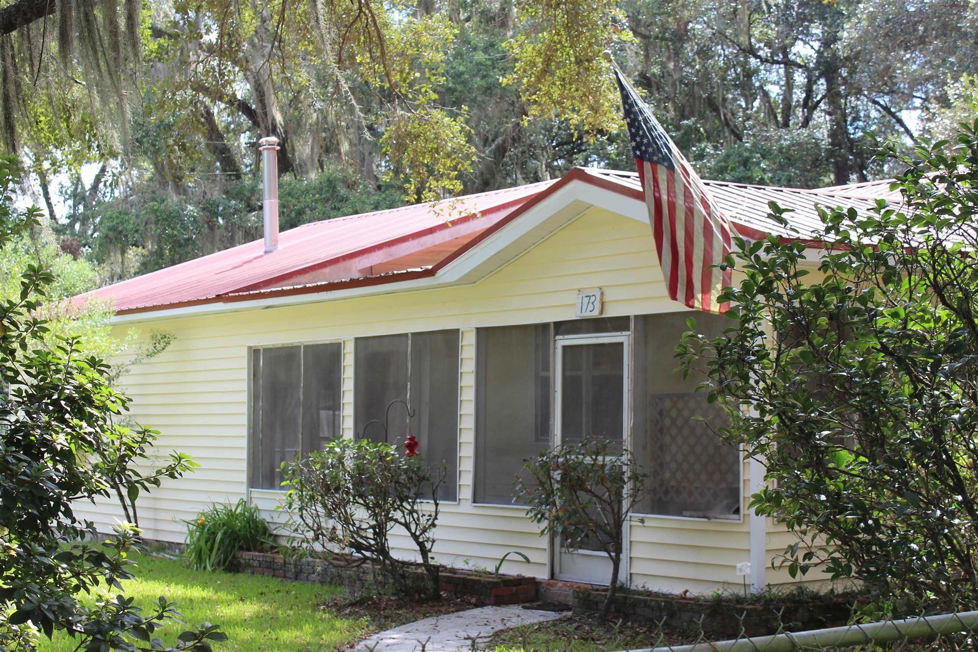 173 E WOODS Street, Perry, FL 32348 - MLS#: 337438