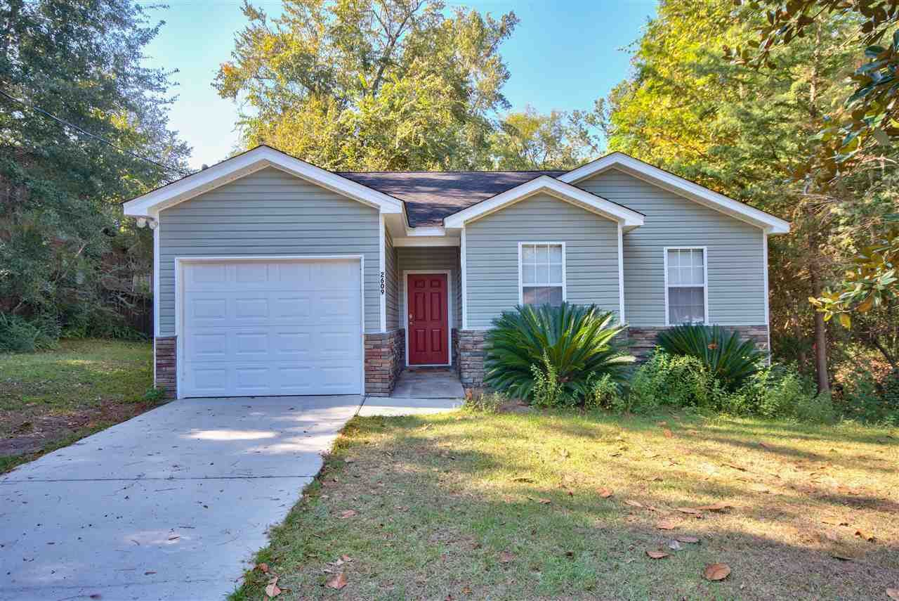 2609 Spring Forest Road, Tallahassee, FL 32301 - MLS#: 321445