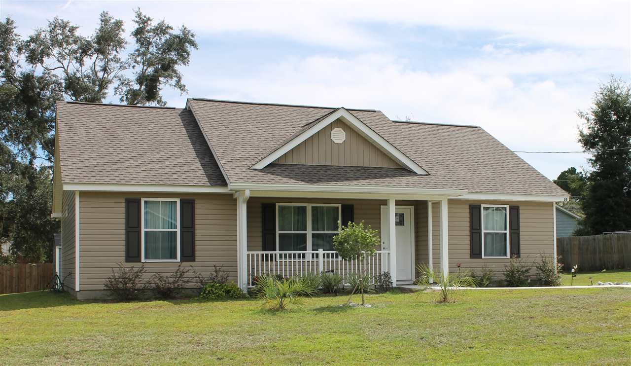 59 Evans Avenue, Crawfordville, FL 32327 - MLS#: 323447