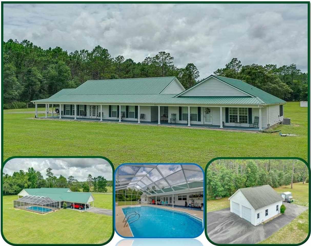 100 Cajer Posey Road, Crawfordville, FL 32327 - MLS#: 334447