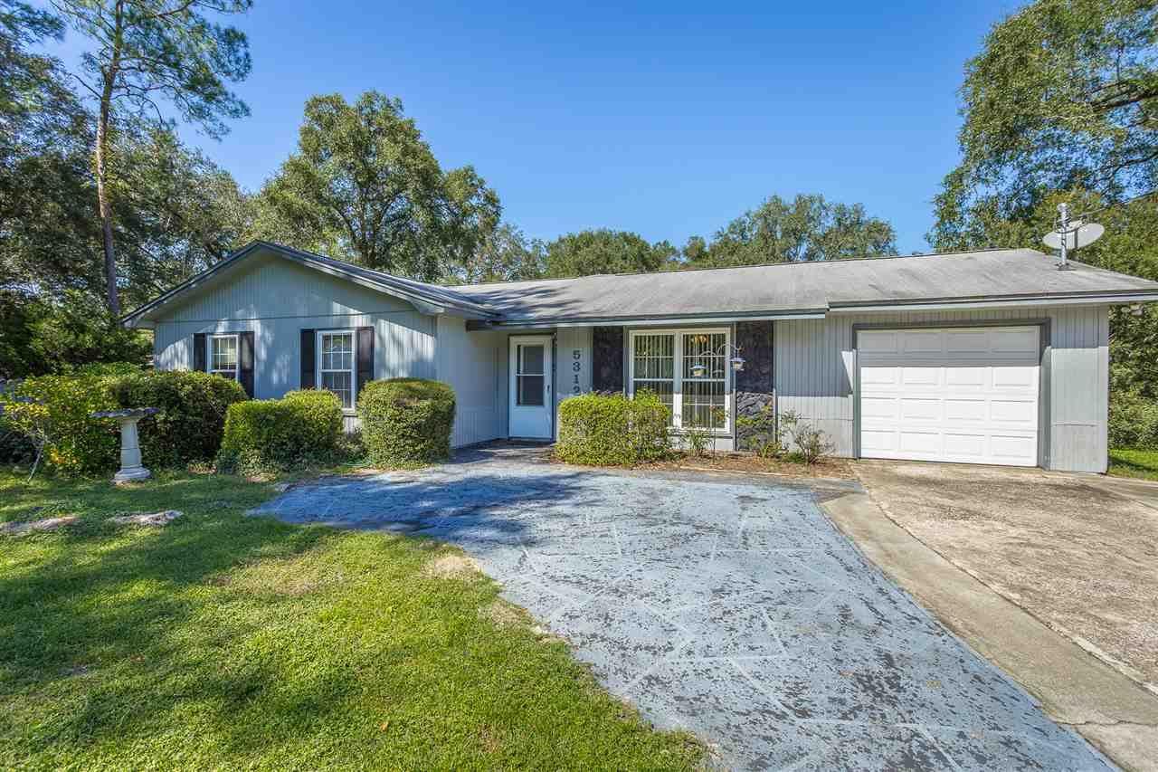 5312 Village Way, Tallahassee, FL 32303 - MLS#: 324452