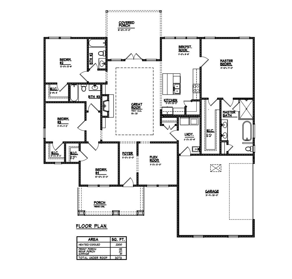 Photo of 4115 Roweling Oaks Court, TALLAHASSEE, FL 32303 (MLS # 323465)