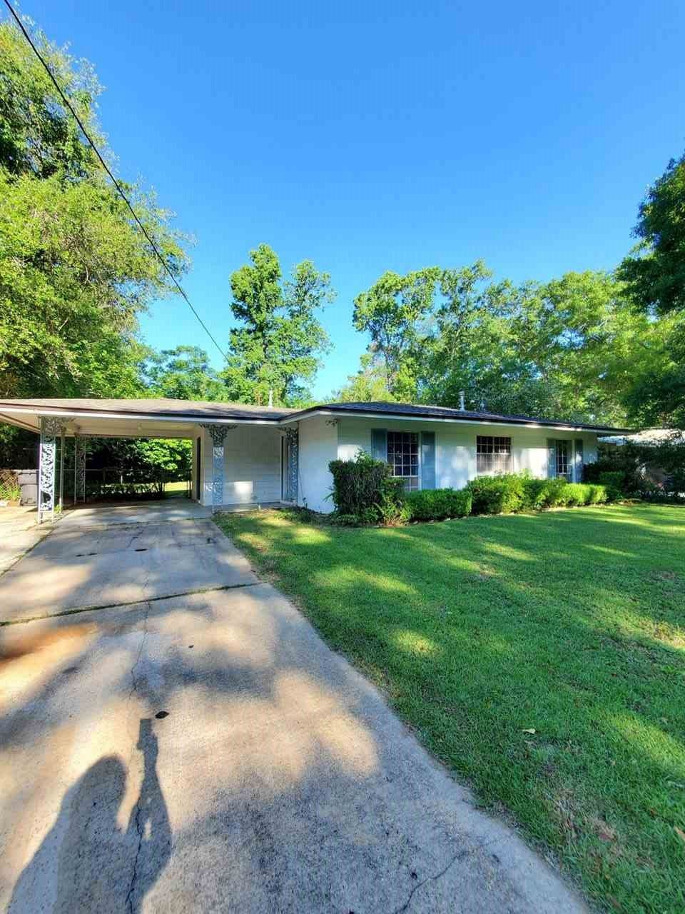 Photo for 2916 Harwood Street, TALLAHASSEE, FL 32301 (MLS # 314472)
