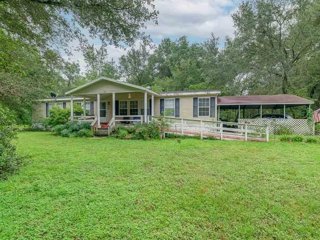 241 Aaron Strickland Road, Crawfordville, FL 32327 - MLS#: 337476