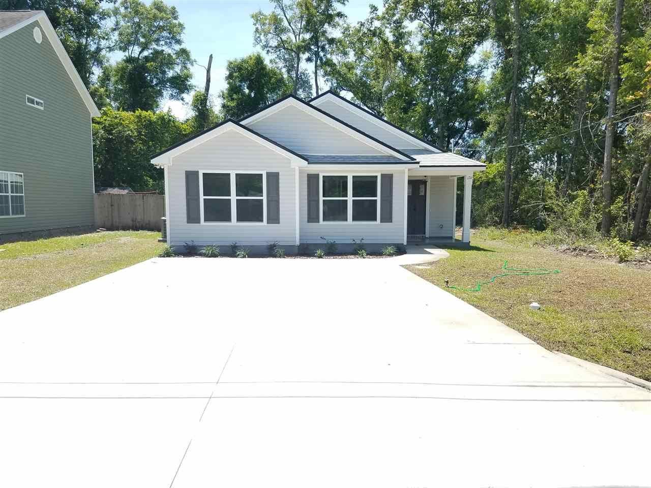Lot 125 Tafflinger Road, Crawfordville, FL 32327 - MLS#: 326480