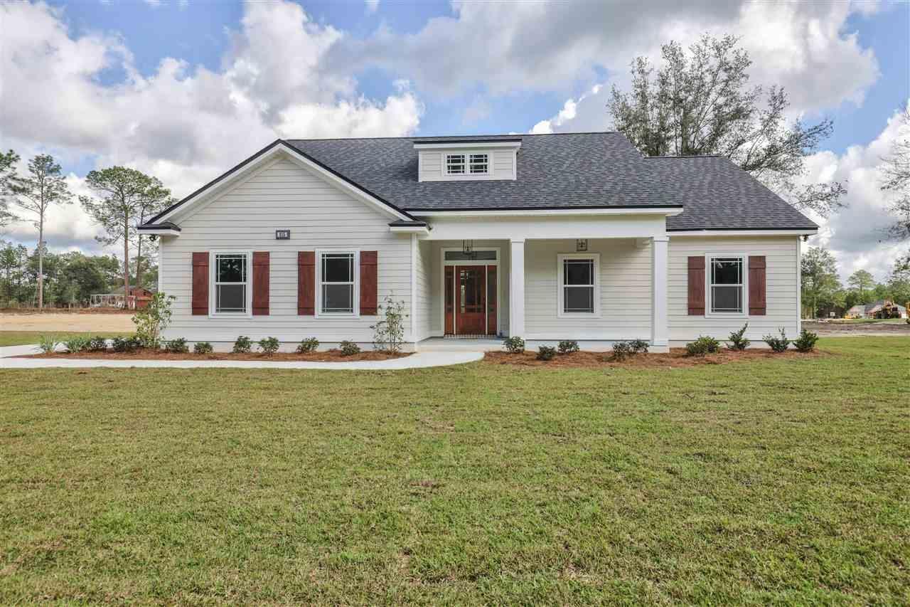 315 N Post Oak Circle, Lloyd, FL 32344 - MLS#: 326487