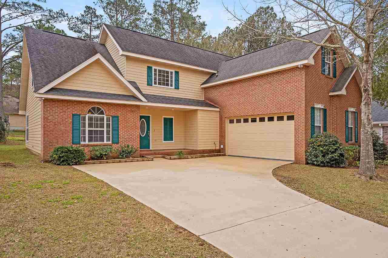 848 Eagle View Drive, Tallahassee, FL 32311 - MLS#: 327487