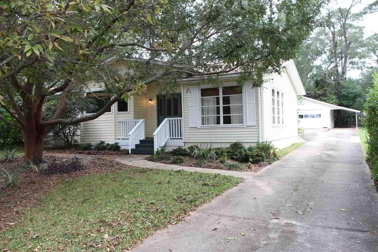 1541 Chuli Nene, Tallahassee, FL 32301 - MLS#: 325494