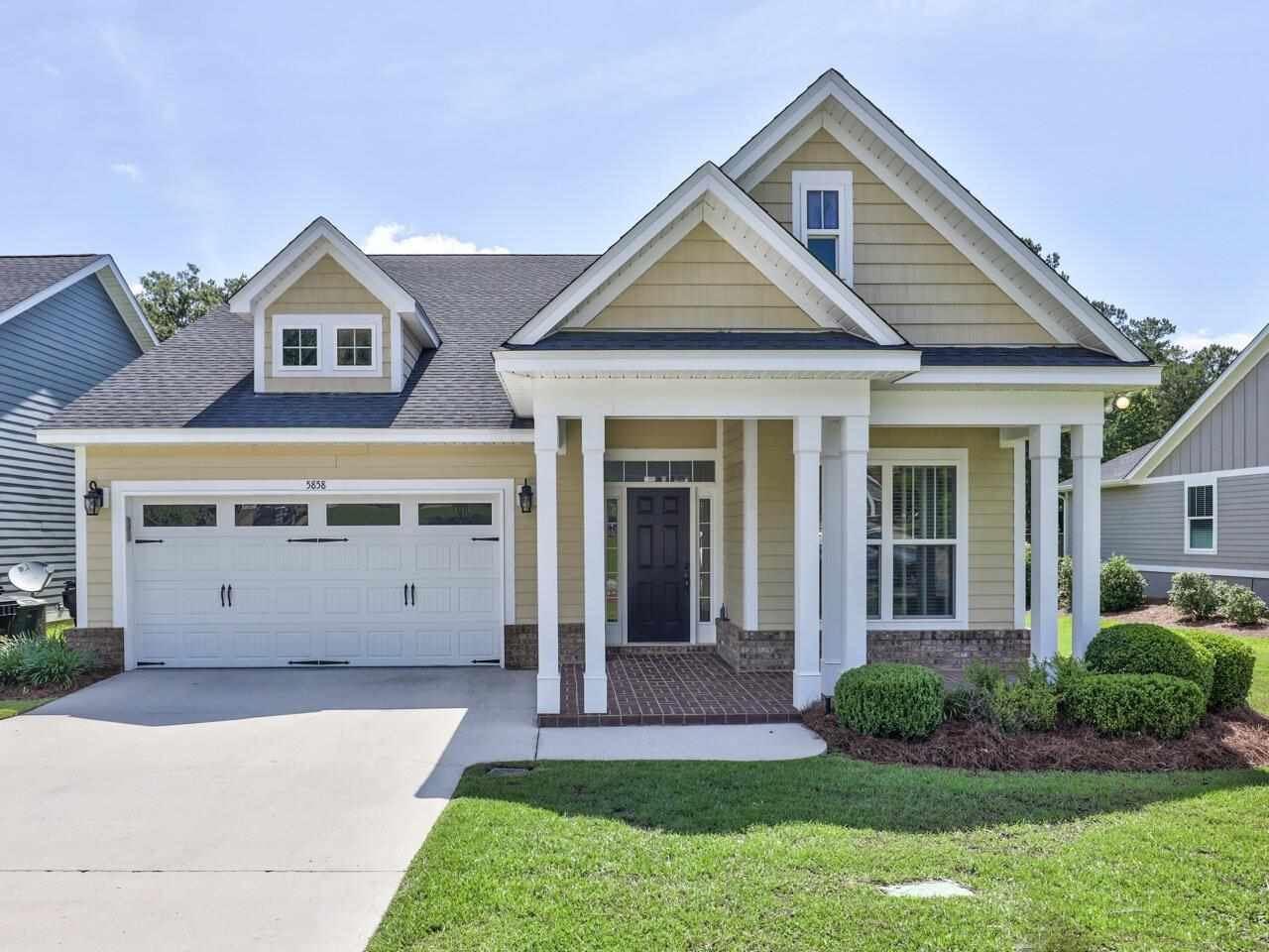 5858 DAHLGREN Trail, Tallahassee, FL 32312 - MLS#: 333494