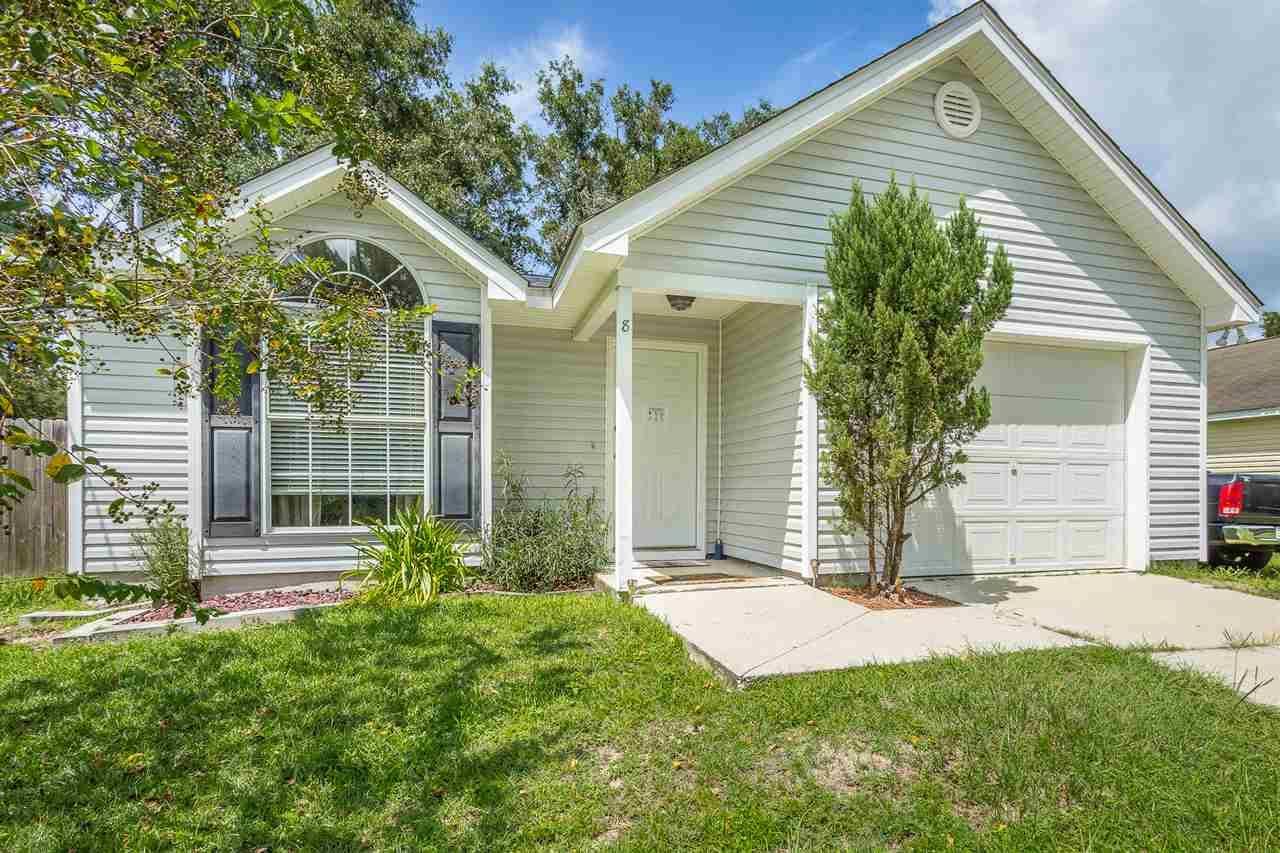 8 Brewster Road, Crawfordville, FL 32327 - MLS#: 322522