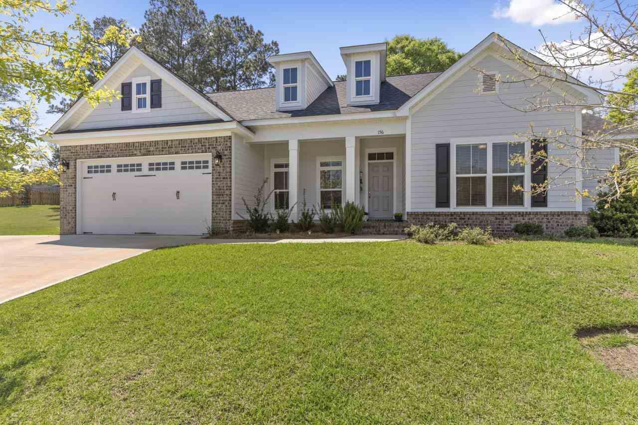 156 Alban Stewart Way, Tallahassee, FL 32317 - MLS#: 330525